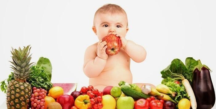 cho con ăn đúng cách