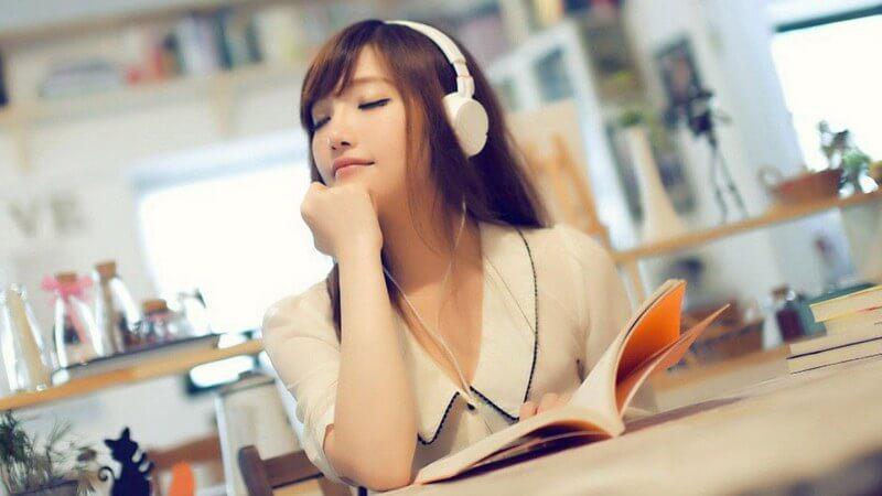 giảm căng thẳng bằng nghe nhạc không lời