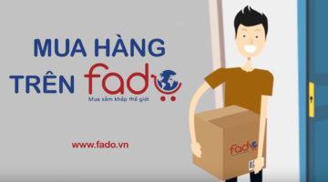hướng dẫn đặt hàng tại fado