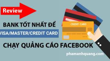 ngân hàng tốt nhất để chạy quảng cáo facebook