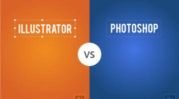 Photoshop và Illustrator có gì khác nhau?