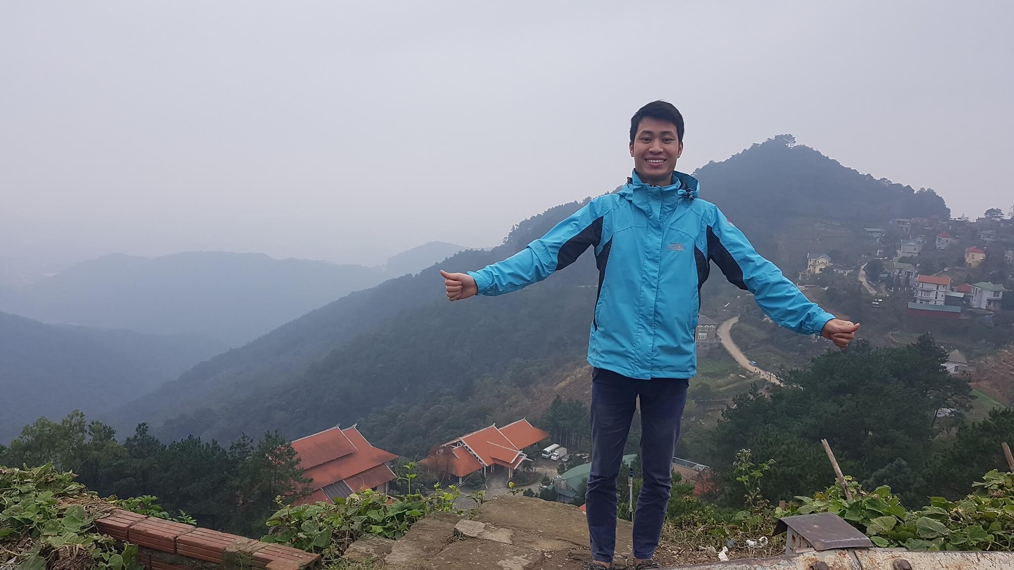 Blogger Phạm Anh Quang