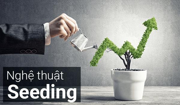 kiếm tiền với tiếp thị liên kết bằng seeding