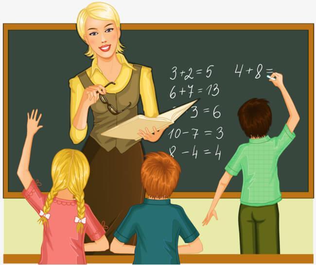 làm giáo viên