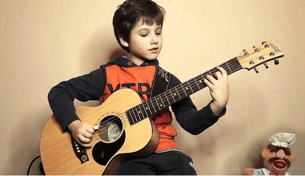 Viết blog chủ đề guitar