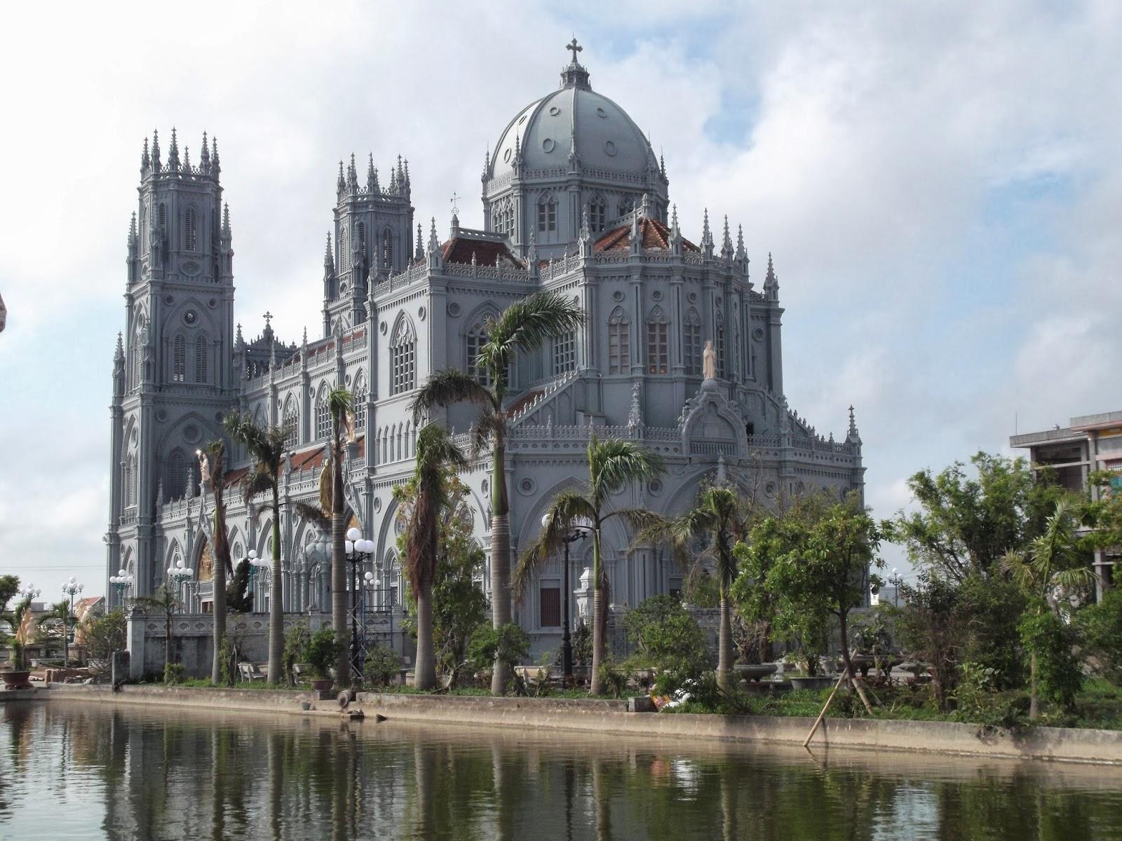 đền thánh kiên lao