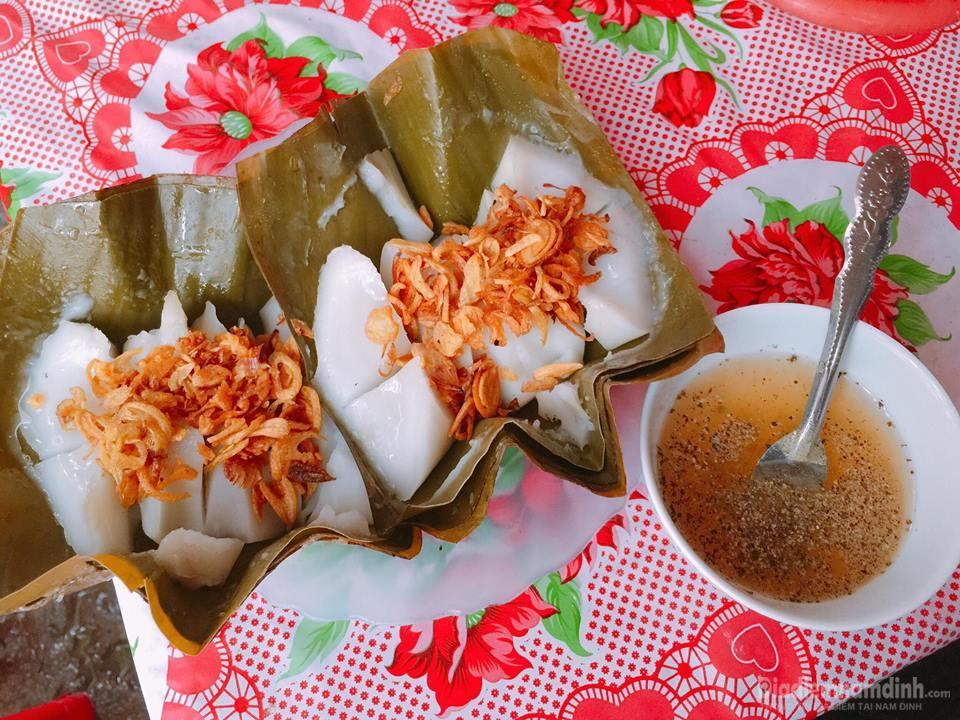 Bánh bèo Nam Định