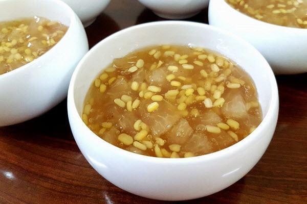 Chè bưởi Nam Định
